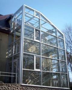 Aliuminio konstrukcijos